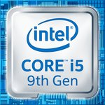 Intel Core i5-9600K processor 3,7 GHz 9 MB Smart Cache