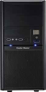 CASE Cooler Master Elite 342 Mini-Toren Zwart
