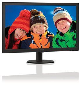 Mon Philips LCD-monitor met SmartControl Lite 273V5LHAB/00