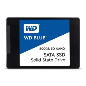 Western Digital Blue 3D 500 GB SATA III 2.5