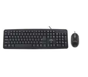 Esperanza Titanum Wired Set Keyboard + Mouse