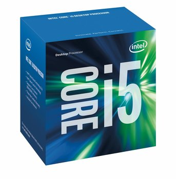 Intel Core ® ™ i5-7600 Processor (6M Cache, up to 4.10 GHz) 3.5GHz 6MB Smart Cache Box