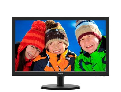 Mon Philips 21.5Inch 223V5LSB2  FULLHD / LED / VGA / ArtDesign