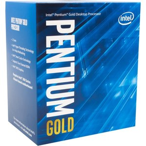 Intel Pentium Gold G5400 processor 3,7 GHz / 8th/ Box 4 MB