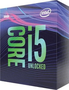 Intel Core i5-9400F 9th / 2.9-4.1 Ghz/ 6Core/FCLGA1151