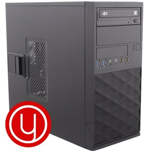 Yours Red Desktop PC