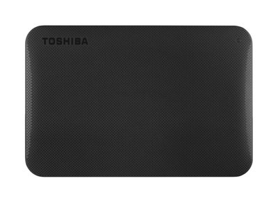 HDD ext. Toshiba Ready 1TB / USB3.2 / 2.5Inch / Black
